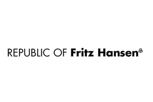 republic of fritz hansen logo reference