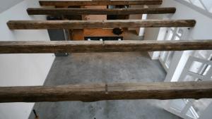 Støbning, slibning og polering af betongulv - Pi - fra 1.sal