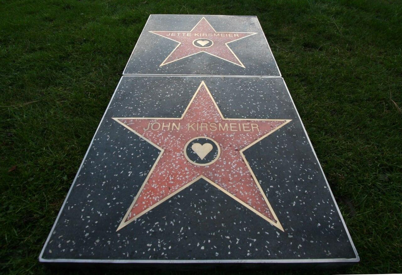 Poleret beton - Hollywood Boulevard