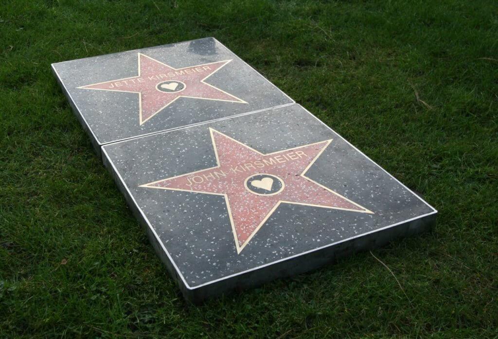 Poleret beton fliser – Hollywood Boulevard