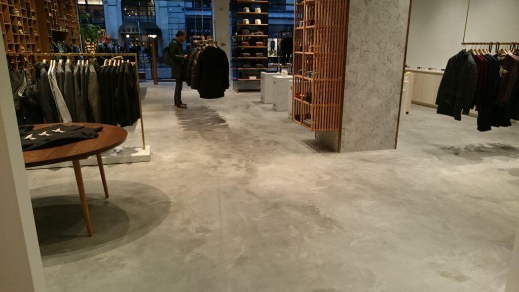 Poleret betongulv – Caemento designgulv