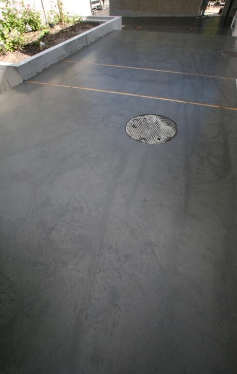 udendørs betongulv – designgulv